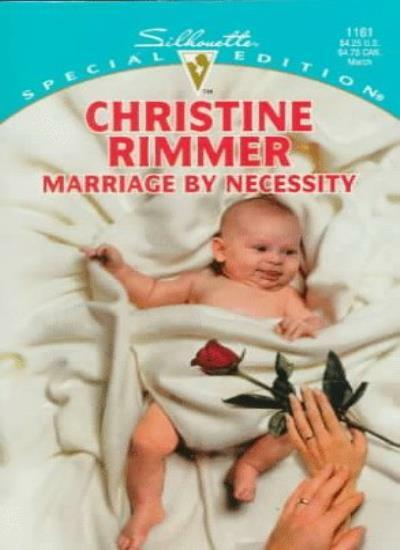 Marriage by Necessity (Special Edition)-Christine Rimmer