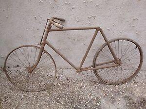 v lo ancien grand bi v locip de draisienne cycles bicyclette grand bi ebay. Black Bedroom Furniture Sets. Home Design Ideas