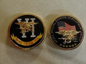 CHALLENGE-COIN-US-NAVY-NAVAL-SPECIAL-WARFARE-DEVELOPMENT-GROUP-SEAL-TEAM-6-RARE
