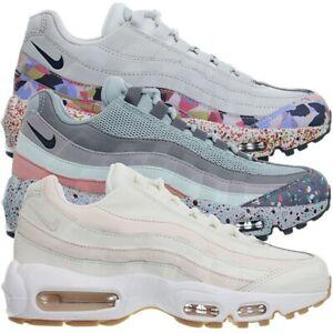 Nike Air Max 95 Se Femmes Fashion Sneaker Multicolore Chaussures Rare! Classique-afficher Le Titre D'origine Forfaits à La Mode Et Attrayants