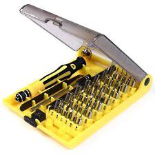 Flexible Kit Phone Mobile 45 in 1 Torx Precision Screwdrivers Repair Tool Set