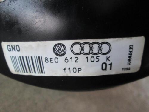 Bremskraftverstärker Audi S4 A4 8E A6 4B Hauptbremszylinder BKV HBZ 8E0612105K