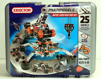 Meccano-erector - Super Construction Set - Damaged Case