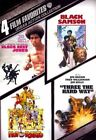 4 Film Favorites Urban Action 0883929101641 With Marian Collier DVD Region 1