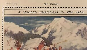big codes 1913 Christmas By Clement Flower - The Sphere 16