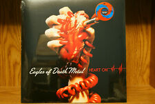 Heart On * [LP] by Eagles of Death Metal (Vinyl, Apr-2009, Downtown Records)