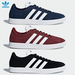 official photos e44d5 227b8 Image is loading Adidas-Original-VL-Court-2-0-Runner-Shoes-