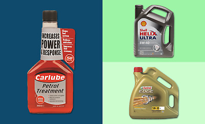 Save up to 20% on Oils, Fluids & Lubricants