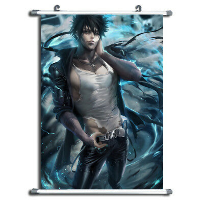 6255 Boku no hero academia Dabi Print Canvas Home Decor Wall Art Poster Scroll A