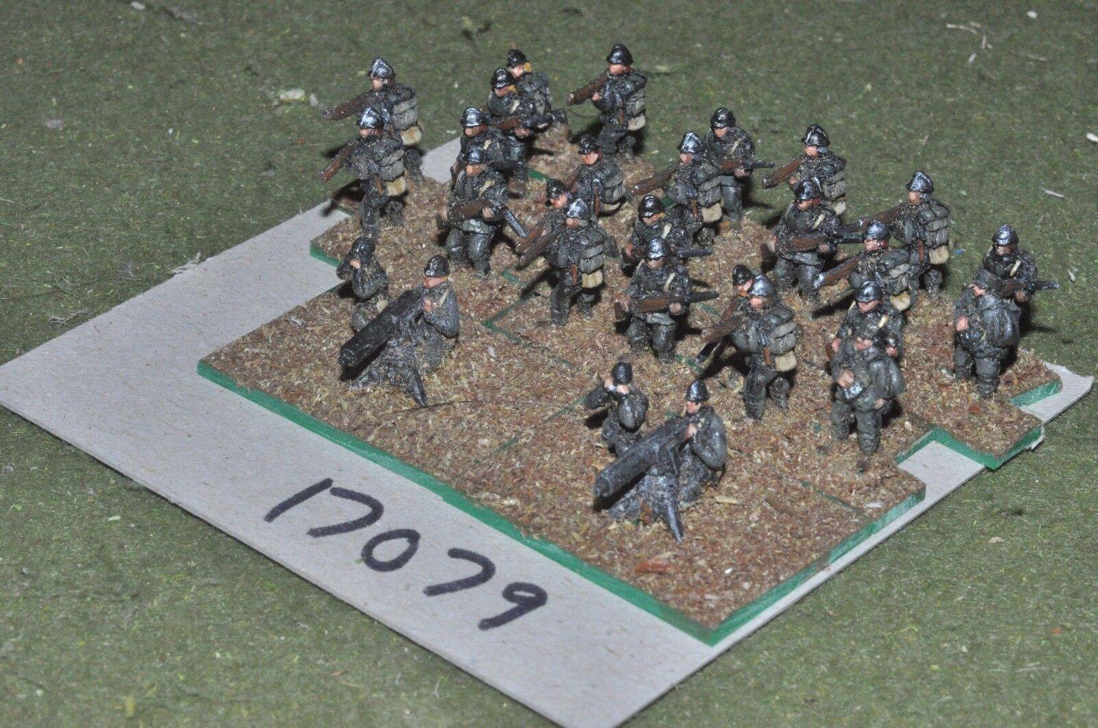 15mm WW1   italian - infantry 28 figures - inf (17079)