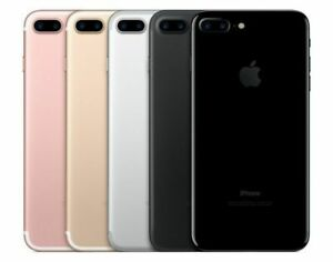 "Apple iPhone 7 PLUS 32GB 128GB 256GB + 5.5"" GSM Factory Unlocked SmartPhone"
