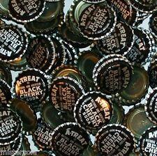 Soda pop bottle caps A TREAT BLACK CHERRY SODA Lot of 2 unused new old stock