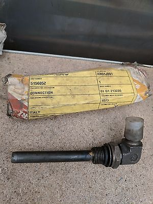 Teile & Zubehör Motorsägen Strong-Willed Fiat Hydraulische Verbindung P/n 5156052 Cheapest Price From Our Site