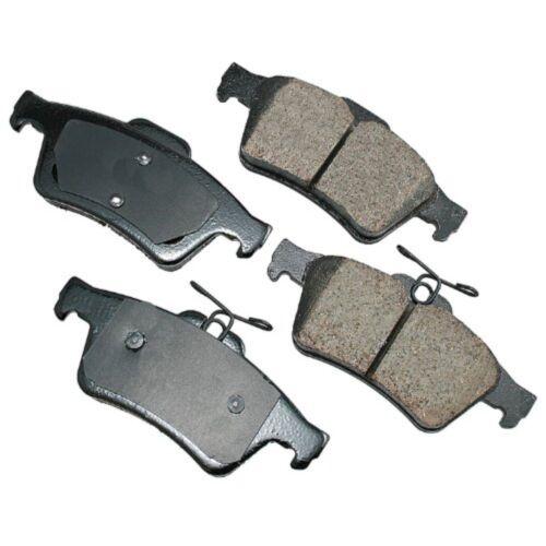 Rear Brake Pads for SAAB VOLVO 9-3 9-3X C30 C70 S40 V50 SATURN Sky Premium Pads