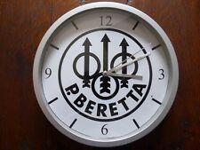 BERETTA pendule murale horloge 20cms ( 92 FS 93 1934 FUSIL ITALIE ITALIA 1935