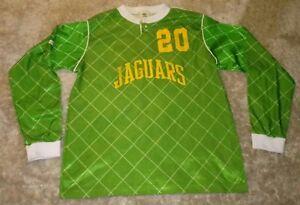 100% Vrai Vintage 1980 S Umbro Football Jaguars Jersey Adulte Grand-afficher Le Titre D'origine