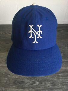 New York Giants Hat Vtg 70s NYC NY Roman Pro Sewn MLB Baseball Cap  for cheap