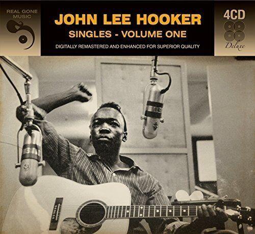 JOHN LEE HOOKER - Singles Collection (4 CD) NEW & SEALED
