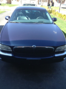 1998 BUICK PARK AVENUE ULTRA SUPERCHARGED EDITION