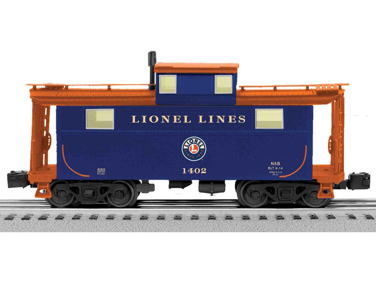 Lionel  81810 Lionel Lines  N5B Caboose