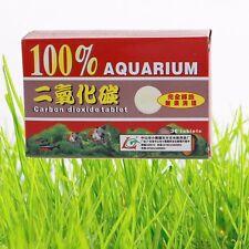 36pcs CO2 Carbon Dioxide Plant Tablets For Plants Aquarium Fish Tank Diffuser