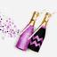 Hemway-Ultra-Sparkle-Glitter-Flake-Decorative-Wine-Glass-Craft-Powder-Colours thumbnail 146