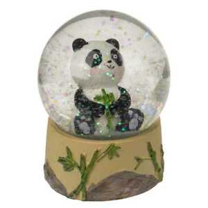 Schuettelkugel-Panda-Schneekugel-Glitzerkugel-Traumkugel-Glaskugel-zufaell-Ausw