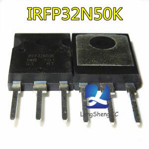 5-un-Irfp-32N50K-TO-247-Trans-Mosfet-N-ch-500V-32A-Nuevo