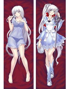 Anime RWBY Ruby Rose Dakimakura Hugging Body Pillow Case 105CM 17044