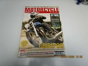 Motorcycle Sport And Leisure Magazine - Jul 2009 - T-bird 09 - Cagiva Mito