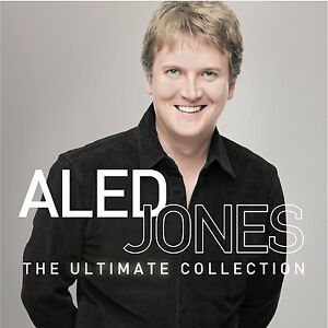 Aled-Jones-The-Ultimate-Collection-2009-CD-NEW-SEALED-SPEEDYPOST