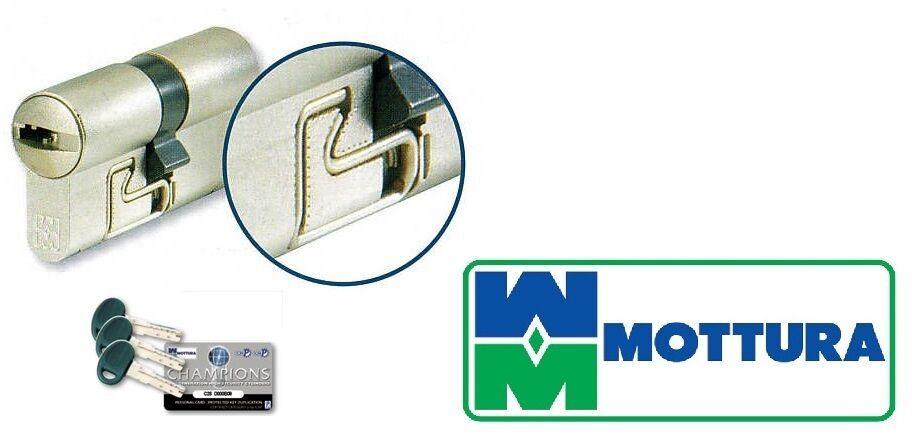 ZYLINDER SICHERHEIT MOTTURA MEISTER C29D MM.102 D 41 61 3 SCHLÜSSEL EINGERIEBEN  | Deutsche Outlets  | Billig ideal  | Smart  | Einfach zu bedienen