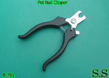Pet Nail Clipper Small/Medium Dog, Cat, Dogs And Cats, B-761