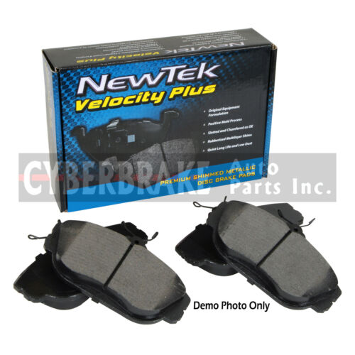 SMD369 FRONT Semi-Metallic Brake Pads Fits 00 Chevrolet K2500