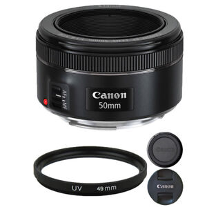 Canon-EF-50mm-f-1-8-STM-Lens-with-49mm-UV-Filter