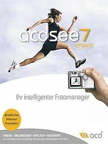 ACDSee-7-0-Upgrade-von-ACD-Systems-Software-Zustand-sehr-gut