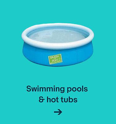 Swimming pools\n& hot tubs