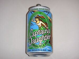 Captain 39 s daughter grey sail empty 12oz craft beer can for Rhode island craft beer