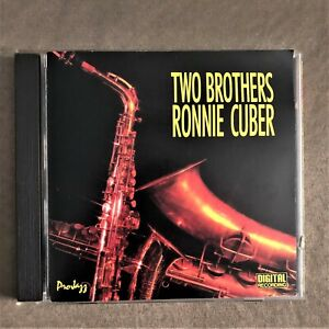 Ronnie-Cuber-Two-Brothers-1986-Near-Mint-Like-New-CD