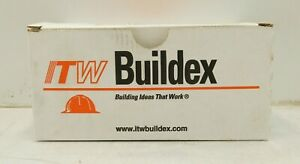 """1//4/"""" x 6/"""" Phillips Flat ITW Tapcon Screws100//box"""