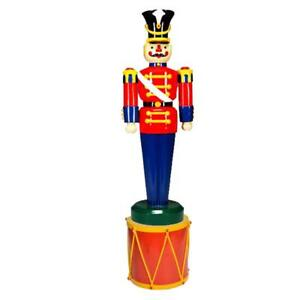 image is loading new 8 039 life size commercial full size - Outdoor Toy Soldier Christmas Decorations