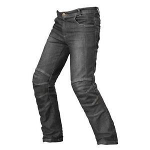 Dririder-Classic-2-0-Black-Motorcycle-Men-039-s-Jeans-Full-size-range-available