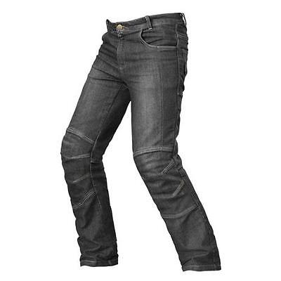Dririder Classic 2.0 Black Motorcycle Men's Jeans - Full size range available!
