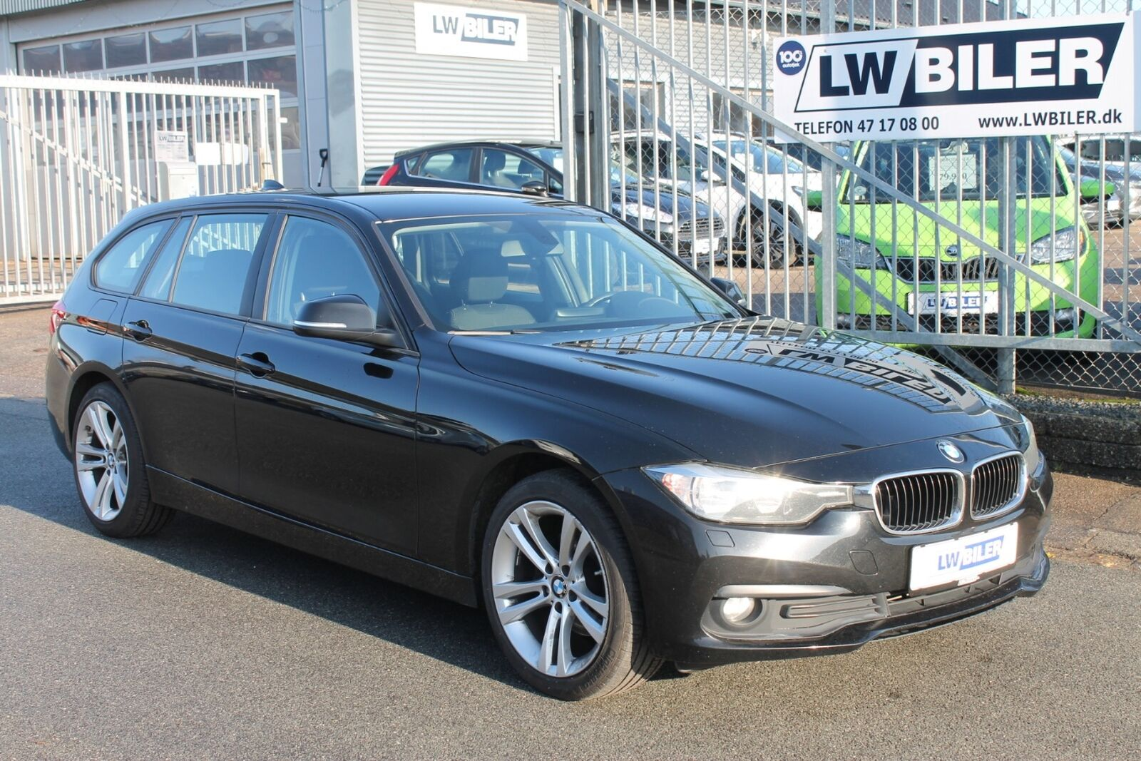 BMW 320d 2,0 Touring aut. 5d - 216.900 kr.