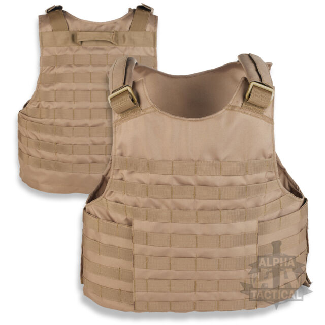 MOLLE TACTICAL ASSAULT VEST BASE PLATE CARRIER MTP OLIVE BLACK COYOTE SAND PALS
