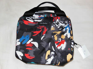NWT Vera Bradley Lighten Up LUNCH COOLER bag in SPLASH FLORAL 21423 ... 6d2e874d6b1a7