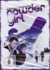 DVD NEU/OVP - Powder Girl - Im Freestyle in die High Society - Ed Westwick