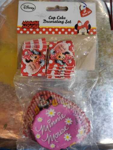 Disney MINNIE MOUSE FASHION Birthday Party Range Tableware Decorations Supplies