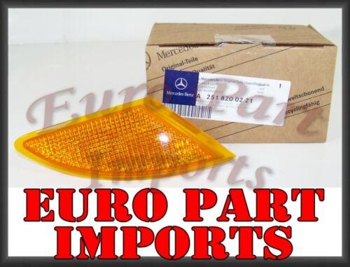 Mercedes R251 R320 R500 Right Passenger Side Turn Signal Light Germany Genuine