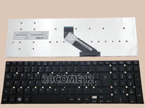 FOR ACER ASPIRE E1-530G E1-532 E1-532G E1-532P Keyboard Italian Tastiera Black